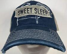 Sweet Sleep Cap Zzz Sleeping Bed Hat Nighttime Sleeper Bedtime Insomnia Happy