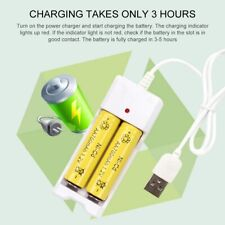 Portable USB Battery Charger Regenerates 1.2V AA/AAA NiCd Ni-MH  Rechargeable