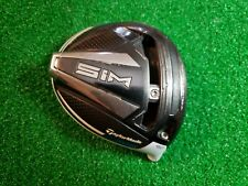 TAYLORMADE SIM 9 DEGREE DRIVER HEAD ONLY w/Headcover GREAT CONDITION