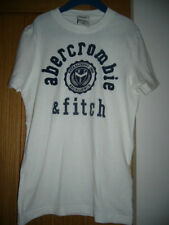 Abercrombie Fitch Logo Crew Neck Boys' T-Shirts & Tops (2-16 Years)