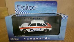Corgi VA08904 Austin 2200S Staffordshire Police Ltd Edition of only 2900