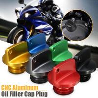 Bouchon goulotte de remplissage d'huile Pour Honda Ducati Kawasaki Ninja Triumph