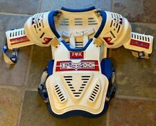 VINTAGE FOX RACING CHEST PROTECTOR ROOST 2  Motocross Dirt bike RARE