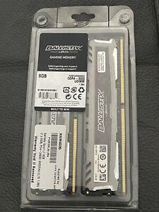 Ballistix 8GB DDR4-3000 DIMM RAM