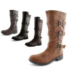 Snow, Winter 100% Leather Unbranded Boots for Women