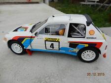 PEUGEOT 205 T16 Gr.B 1000 Lakes 84 1/18 Ottomobile  Turbo 16 GTI Rallye