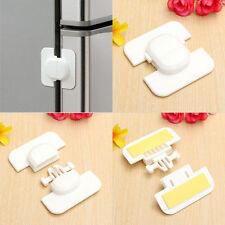 Protect Baby Safety Fridge Drawers Cabinet Door For Children Kids Plastic Lock