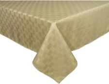 Bardwil Reflections / Brussels Spill Proof  Polyester Tablecloths Round / Oblong