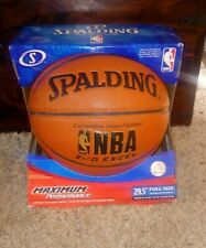 Spalding NBA Zi/O Excel Basketball Official Composite Leather 29.5 Autograph