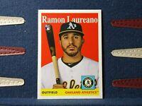 2019 Topps Archives #31 Ramon Laureano RC Rookie Oakland Athletics Baseball