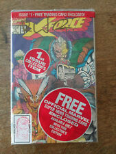 X-Force #1 Factory Sealed & Signed by Rob Liefeld