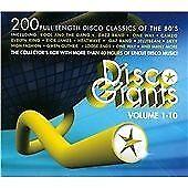 Various Artists - Disco Giants, Vol. 1-10 (2013)