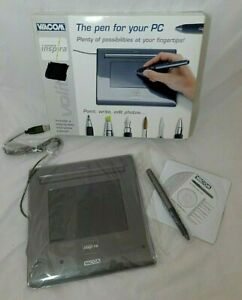 Wacom CTF-420 Drawing, Painting, Editing Tablet w/ Pen for PC - NEW