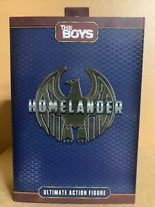 Neca The Boys Homelander Ultimate Action Figure 2021 New In-hand ready to ship