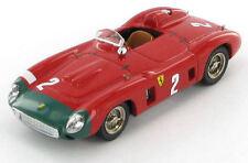 Best 9096  Ferrari 860 Monza #2, De Portago 1956 Nurburgring Cars, Diecast  1/43