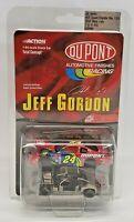 Action Jeff Gordon #24 Dupont/Charlotte Monte Carlo 2000 Nascar Diecast 1:64