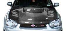 2004-2005 Subaru Impreza WRX STI Carbon Creations C-1 Hood 103127
