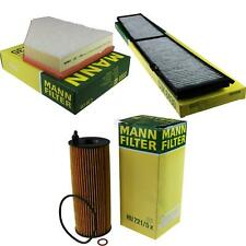MANN-FILTER Set For BMW 3er Series Touring E91 318d 316d E90 320d Xd Riverside