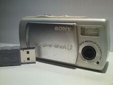 Sony Cybershot DSC U10