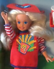 1993 McDonalds Happy Meal Stacie doll NRFB sister of Barbie
