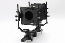 Excellent+++++ CAMBO SC-2 4x5 Large Format film Camera Body Only From Japan 109