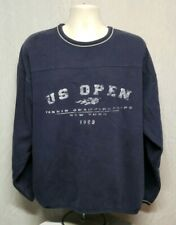 1999 US Open Tennis Championships New York Adult Blue 2XL Sweatshirt