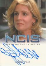 NCIS Premium Release by Rittenhouse -  Jessica Steen Autograph Trading Card