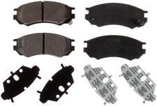 Disc Brake Pad Set-SE-R Front Bendix D549
