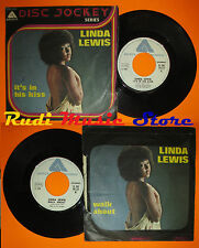 LP 45 7'' LINDA LEWIS It's in his kiss Walk about 1975 italy ARISTA cd mc dvd