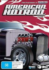 American Hot Rod : Collection 1 (DVD, 2006, 5-Disc Set) - Region 4