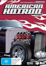 American Hot Rod : Season 1 (DVD, 2006, 5-Disc Set) Region 4