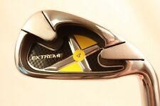 NEW MENS GOLF CLUBS IRON SET 4 - PW + SW CLUBS OVERSIZE YELLOW EXTREME 4 IRONS