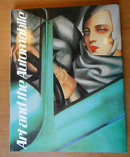Art and the Automobile (1978, Hardcover)