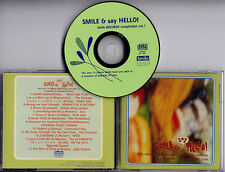 Smile & Say Hello! 1997 Japan 15trk CD Smile Records Cinnamon Toast Crunch