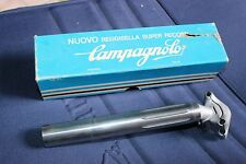 VINTAGE CAMPAGNOLO SUPER RECORD 25,8 mm FLUTED SEATPOST NEW IN BOX NOS NIB RARE