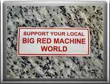 "HELLS ANGELS Support 81 Sticker Decal ""SYL Big Red Machine World"""