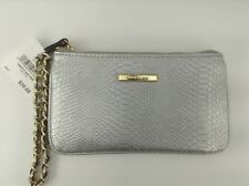 Women's Anne Klein Silver and Gold Pretty Pink Clutch Purse - $35 MSRP - 30% off