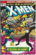 **ALL-NEW X-MEN #97**(FEB 1976, MARVEL)**1ST APP LILANDRA**HAVOK VS CYCLOPS**NM-