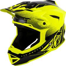 Fly Racing Default Full-Face MTB/BMX Helmet X-Large Hi-Vis Yellow/Black