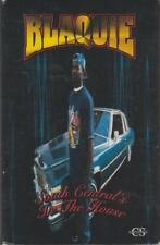 Blaquie South Central's In The House MUSIC AUDIO CASSETTE w/ Artwork G-Funk RARE