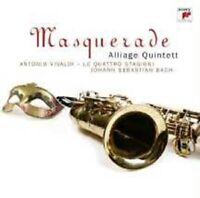 "ALLIAGE QUINTETT ""MASQUERADE"" CD NEU"