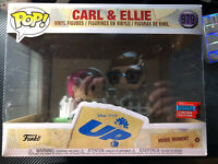 NYCC 2020 Funko Pop Disney Pixar's UP Carl And Ellie Shared Sticker FAST SHIPPIN