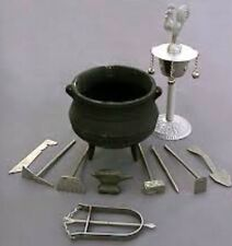 Herramientas de GUERREROS- Tools for WARRIORS-OGUN-OZUN-OSUN-Lukumi-Santeria-ifa