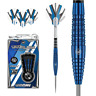 Winmau Vanguish, Blue Titanium Nitride Coated 90% Tungsten Darts in 25gram