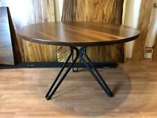 Dining table Round top custom made dia. 36""