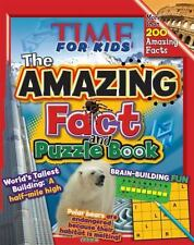 TIME For Kids The Amazing Fact and Puzzle Book by Editors of Time for Kids Magaz