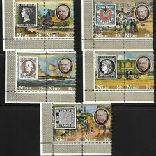 NIUE LOT / COLLECTION OF STAMPS