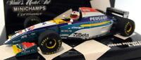 Minichamps F1 1/43 Scale - 430 950014 Jordan Peugeot EJR 195 Barichello
