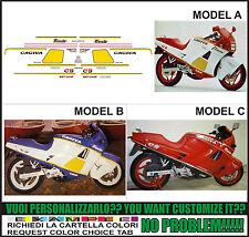 kit adesivi stickers compatibili  FRECCIA C9 1987