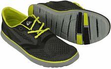 Quiksilver Mens AG47 Amphibian Shoes - Gray/Lime